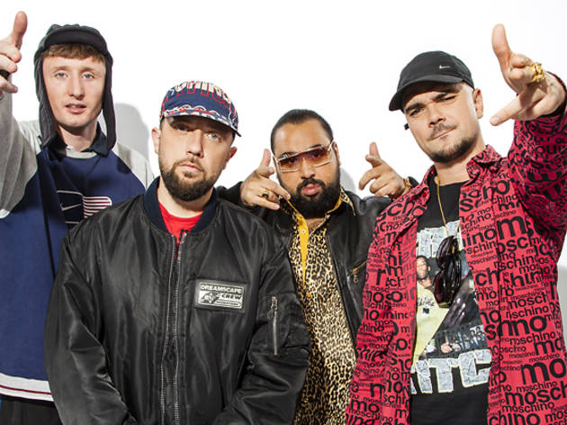 'We are the Brentford Beatles': Time Out meets Kurupt FM