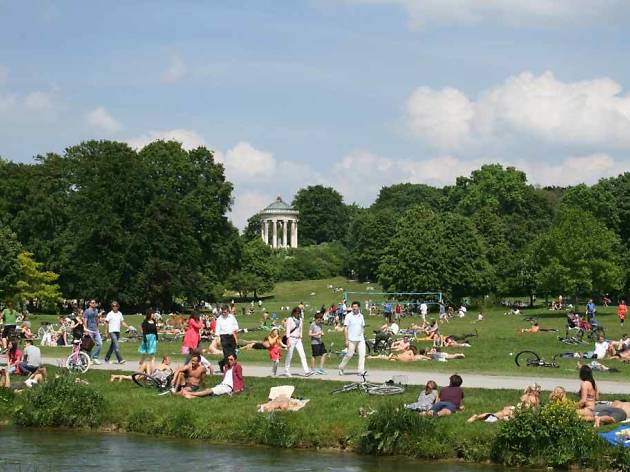 Englischer Garten Parks And Gardens Time Out Munich
