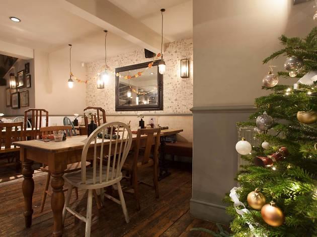 Rye pub Peckham Christmas