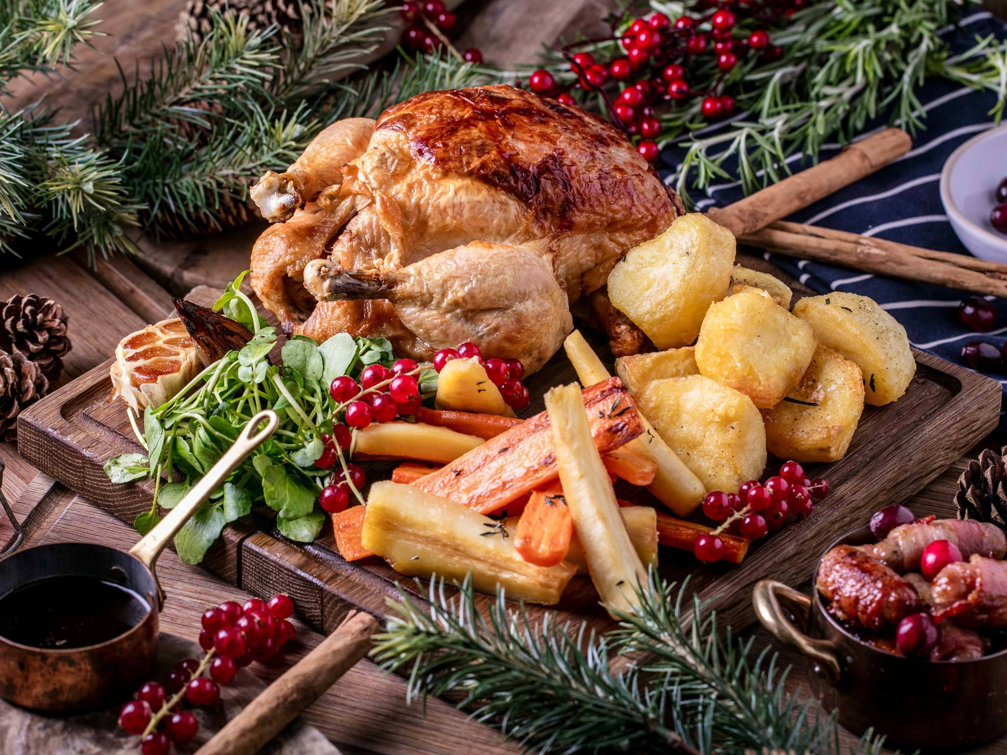20 Places That\'ll Cook For You This Xmas | The Best London ...