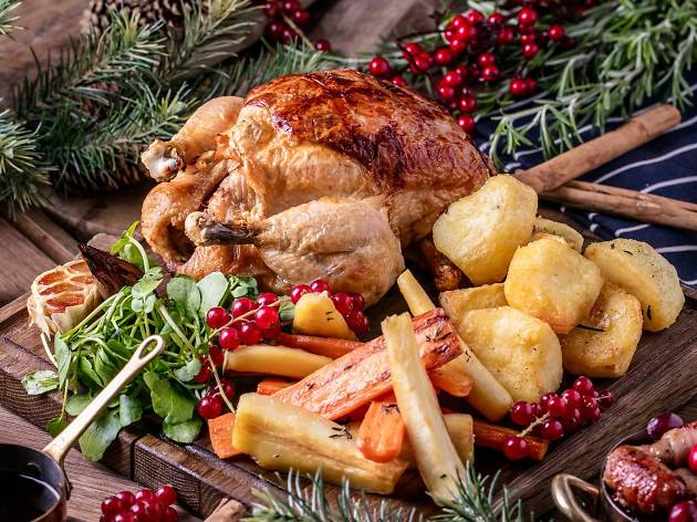 Non Traditional Christmas Dinner.20 Places That Ll Cook For You This Xmas The Best London