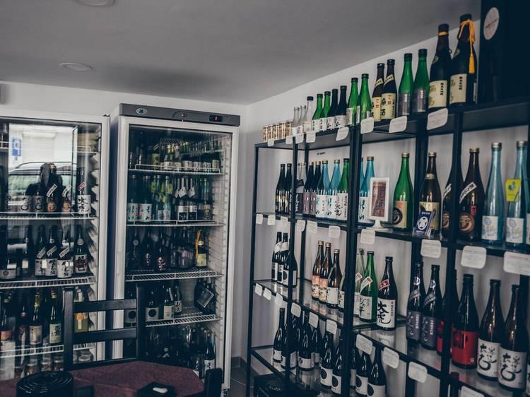 Lisbon Sake Club do Sakê Mico