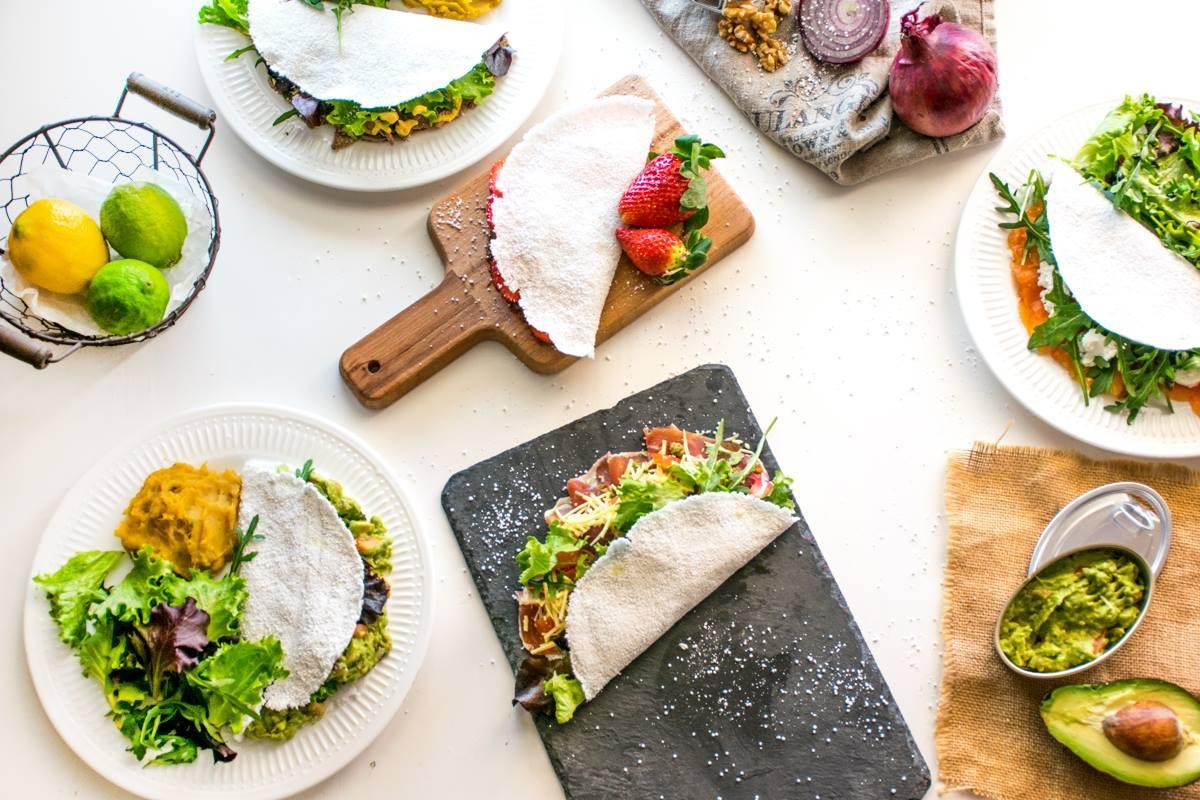 Três sítios para comer tapioca no Porto