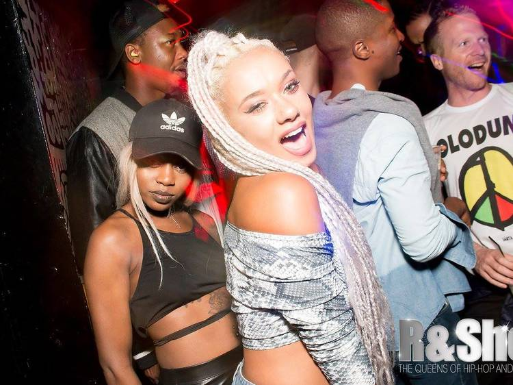R & She NYC: The Queens of Hip-Hop and R&B