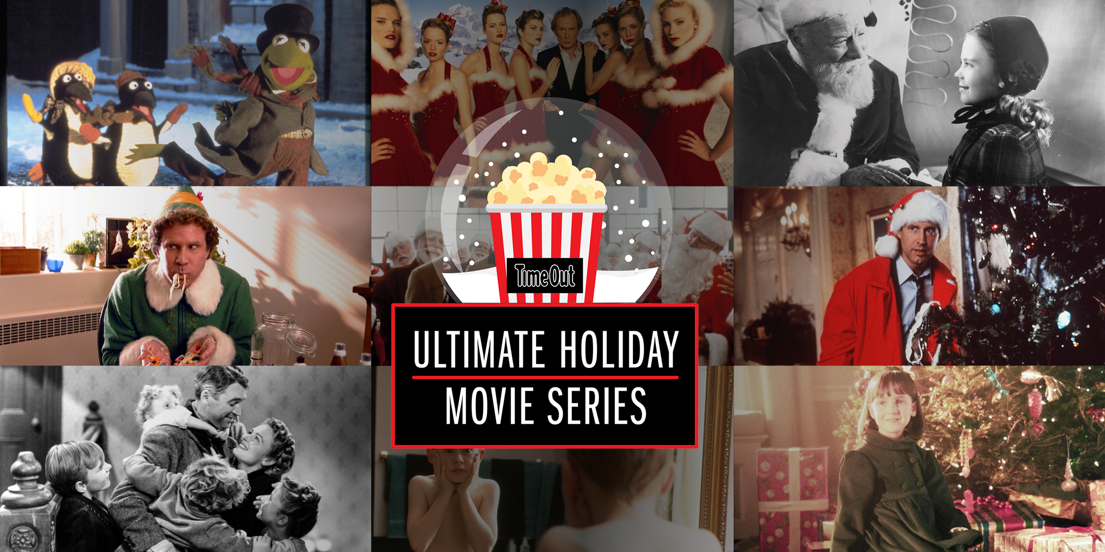 Watch your favorite holiday movies at Lagunitas Brewing Company