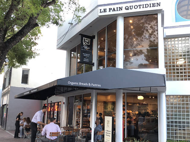 Miami's first Le Pain Quotidien is now open in Coconut Grove