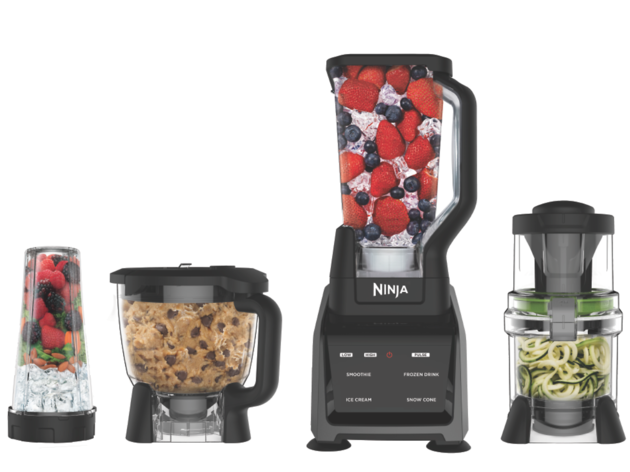 Ninja Intelli-Sense Kitchen System with Auto-Spiralizer