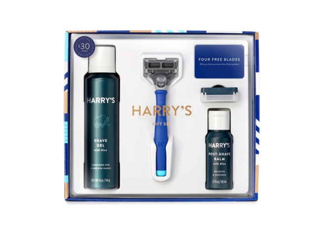 Harry's Grooming Gift Set