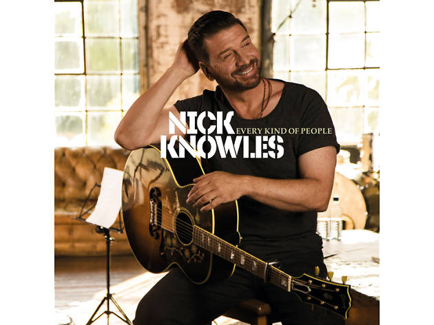 Albums for oldies- Nick Knowles 'Every Kind of People'