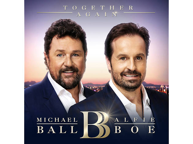 Albums for oldies- Ball & Boe 'Together Again'