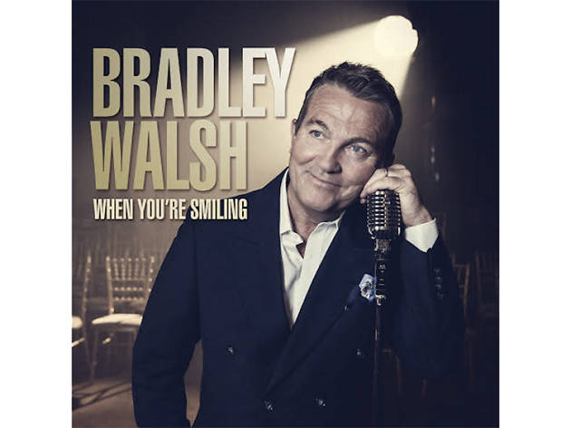 Albums for oldies- Bradley Walsh 'When You're Smiling'
