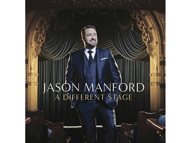 Albums for oldies- Jason Manford 'A Different Stage'
