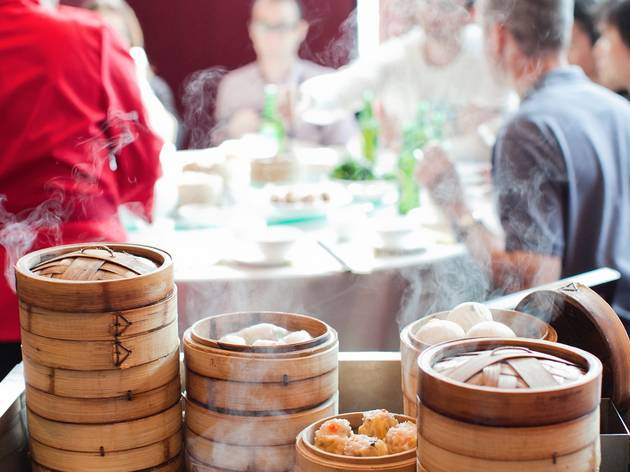 Bowls of Yum Cha at The Eight