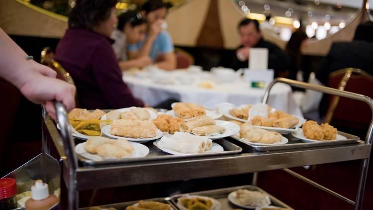 Yum Cha at Marigold