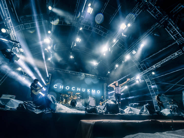Upcoming concerts and gigs in Hong Kong