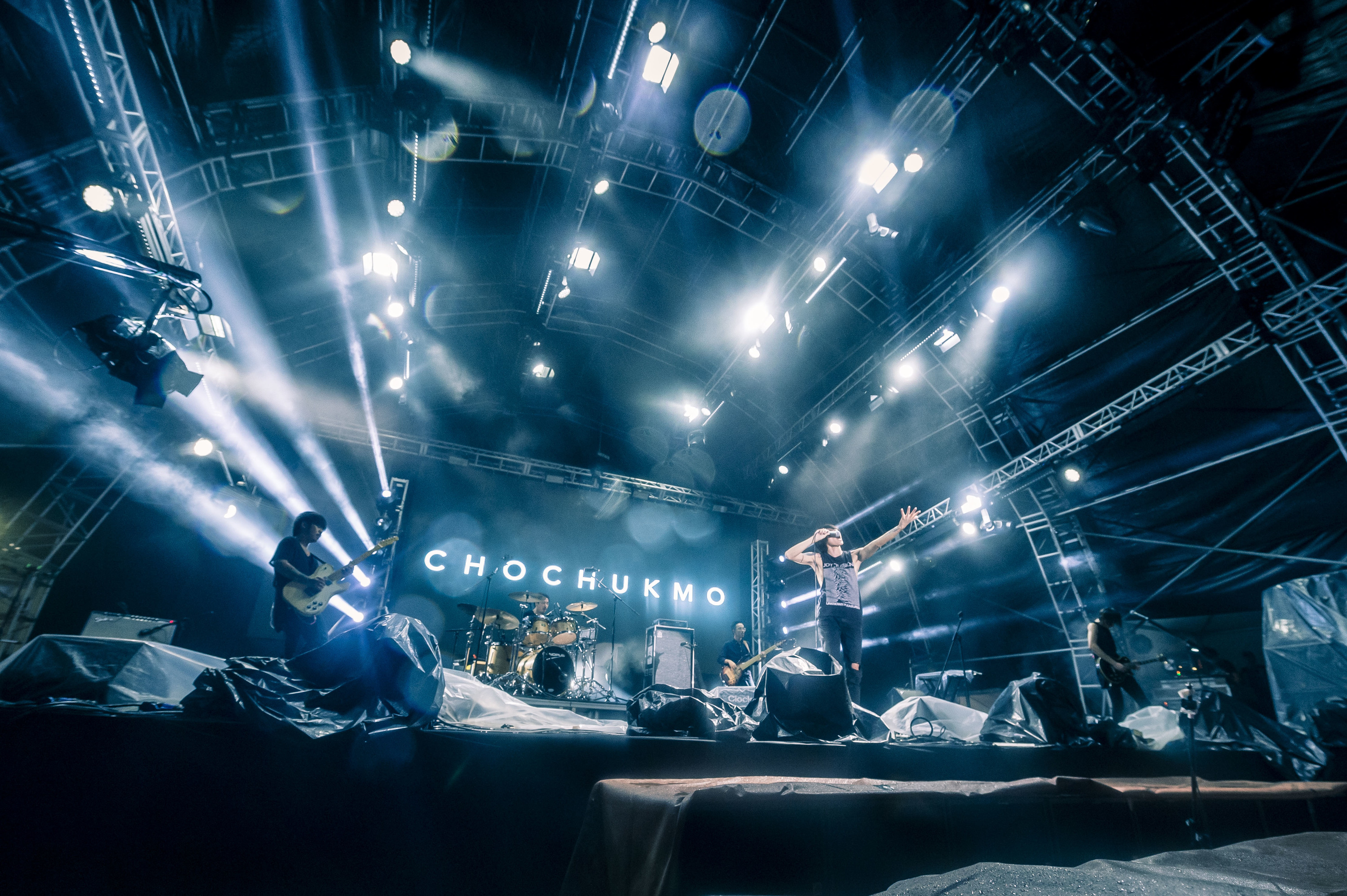 Chochukmo at Clockenflap