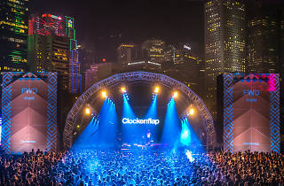 FWD Stage at Clockenflap