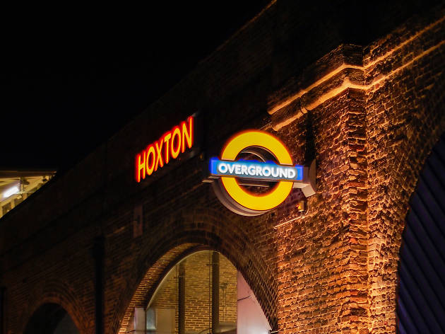 Everybody ready? The Night Overground will be open in time for Christmas