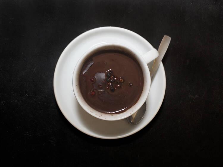 Os melhores chocolates quentes no Porto