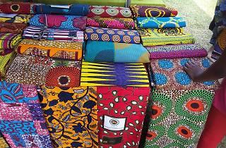 Bazaar at WEB DuBois Centre