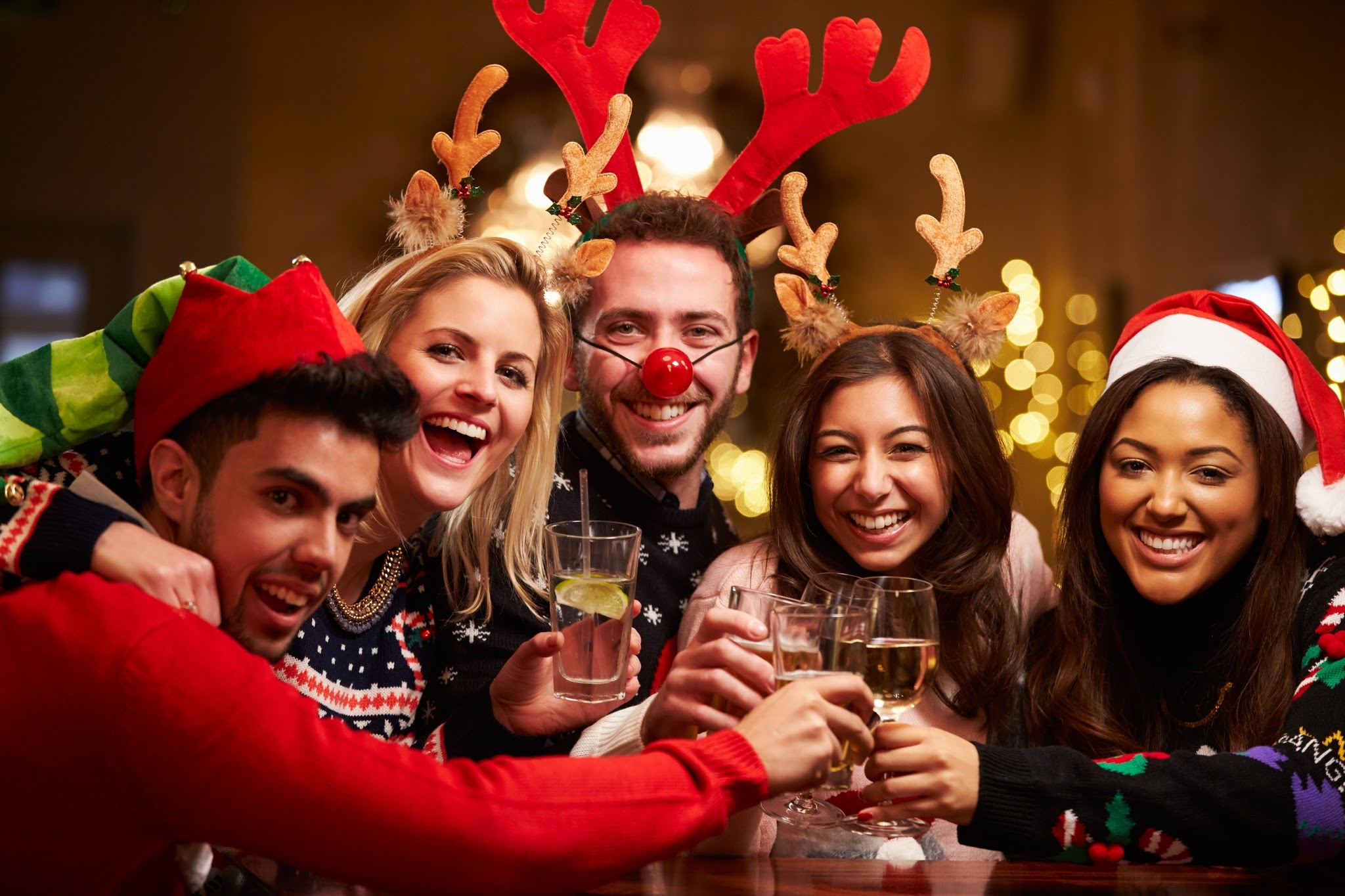 Christmas Party Ideas Melbourne Part - 22: Ugly Sweater Holiday Yacht Party