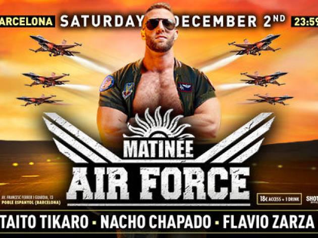 Matinée Air Force: Pervert Club