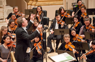 Interschool Orchestras Of New York's Winter Concert