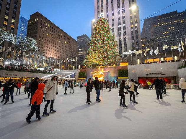 Check out the best things to do this holiday season in NYC