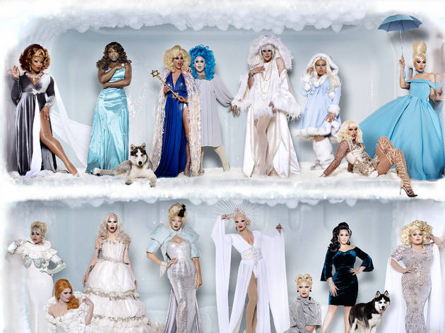 Christmas Queens.Christmas Queens Things To Do In New York