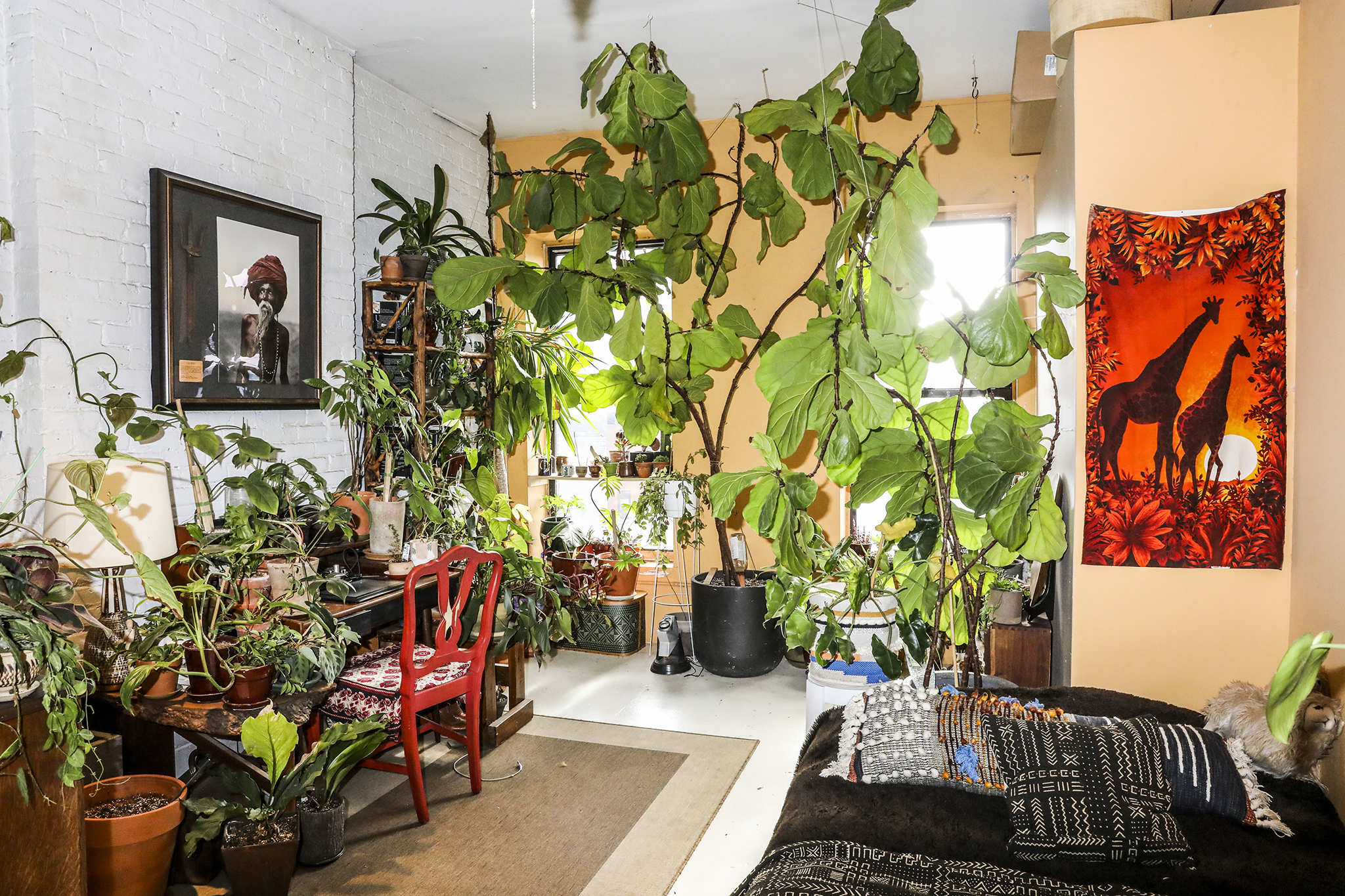 Check these awesome apartments of New York City collectors