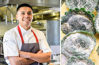 Holiday Traditions with Chef Rogelio Garcia of The Commissary Restaurant