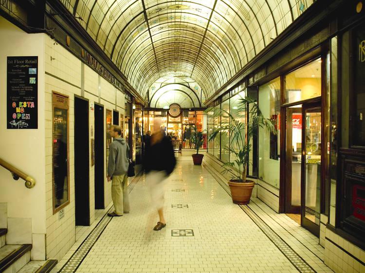 Cathedral Arcade