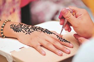 Henna, zulustyles