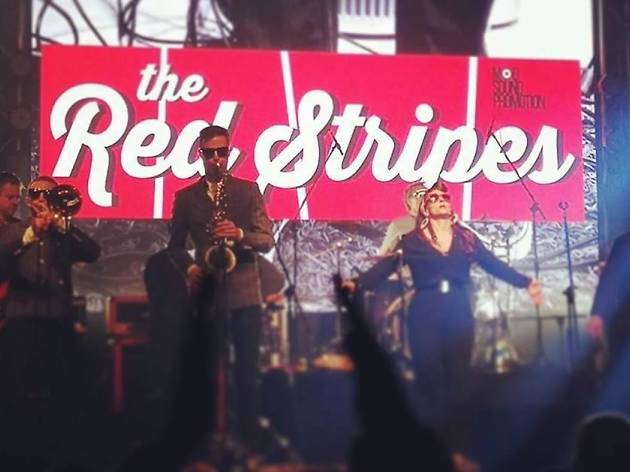 The Red Stripes