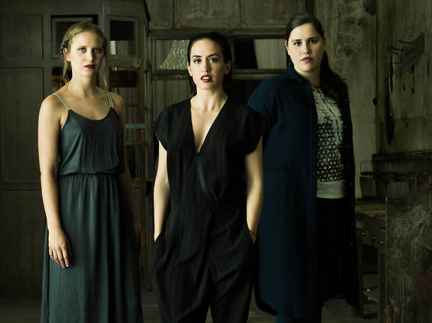 Les tres germanes