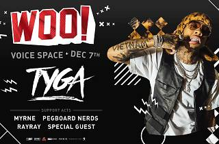 WOO Fest ft TYGA and More