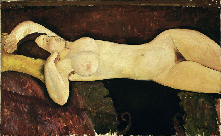 Six things you need to know about Amedeo Modigliani