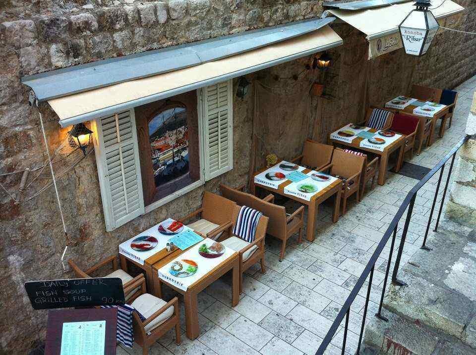 Konoba Ribar | Restaurants in Dubrovnik, Croatia