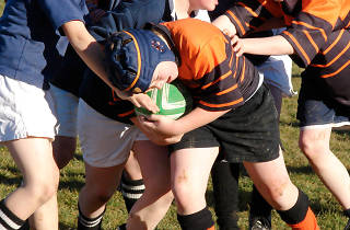 Rugby para niños