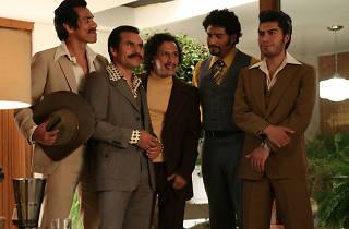 Mexican Gangster, en Netflix