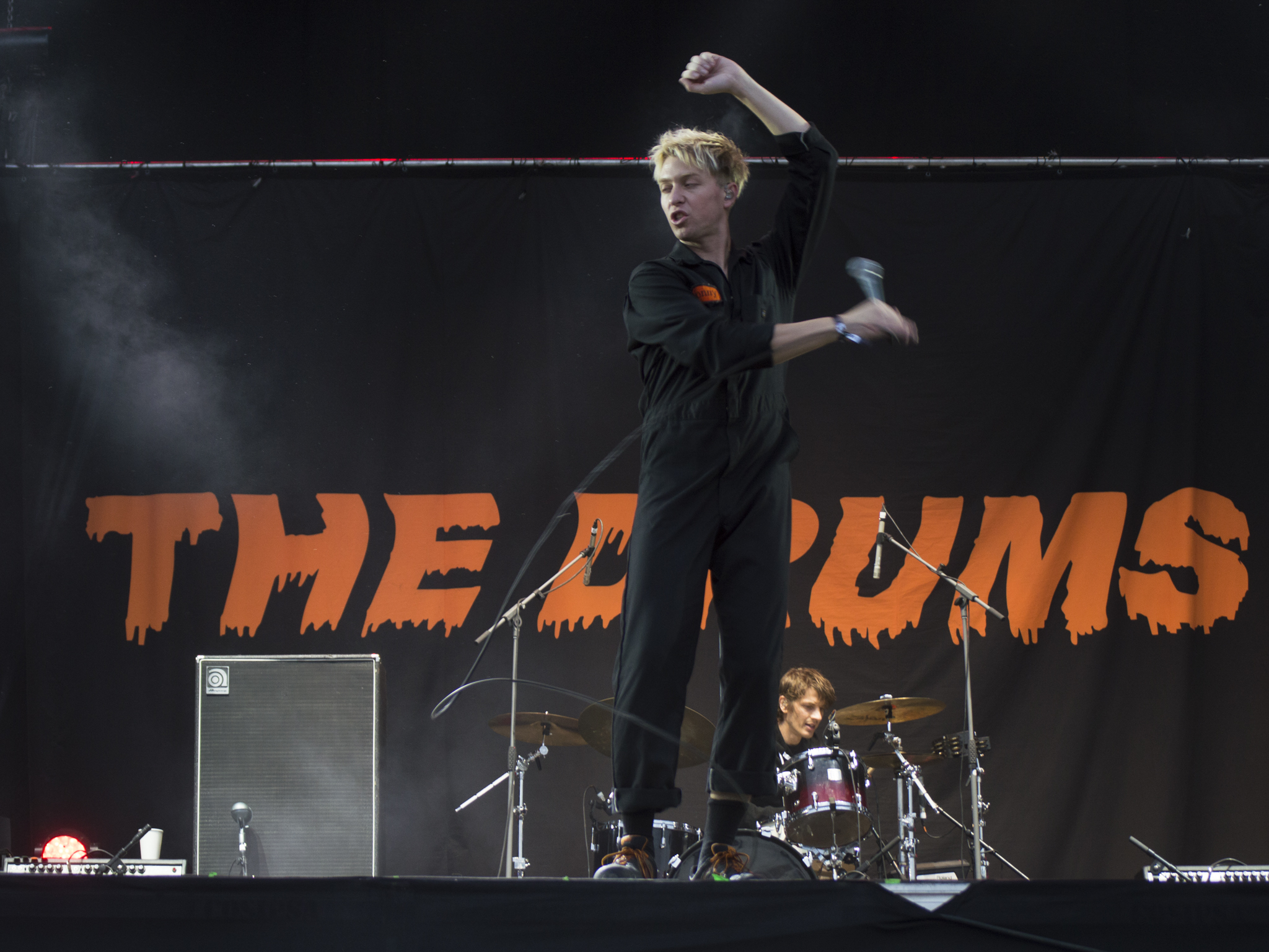 The Drums en el CC17