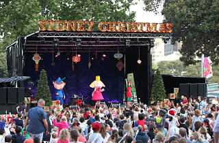 Christmas on the Green at Hyde Park