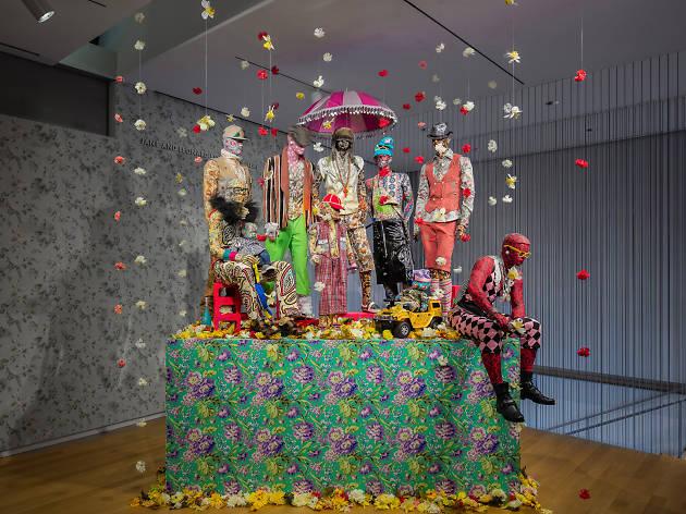 Museum Of Arts Design Midtown Manhattan