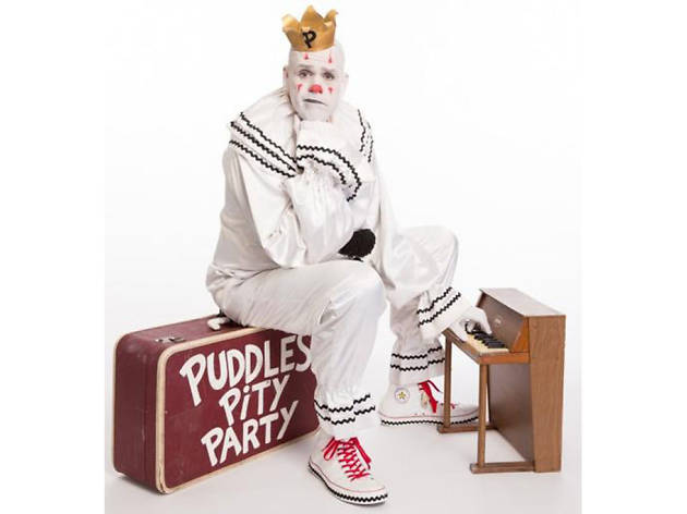 Howie Mandel and Puddles Pity Party