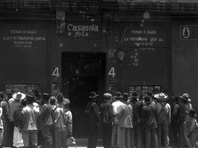 Cámara Casasola, película de FilminLatino