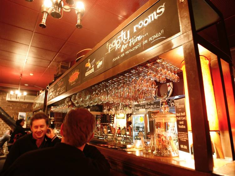 The Old Fitzroy – Wednesday, 7.45pm