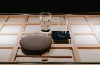 Sake Central interior