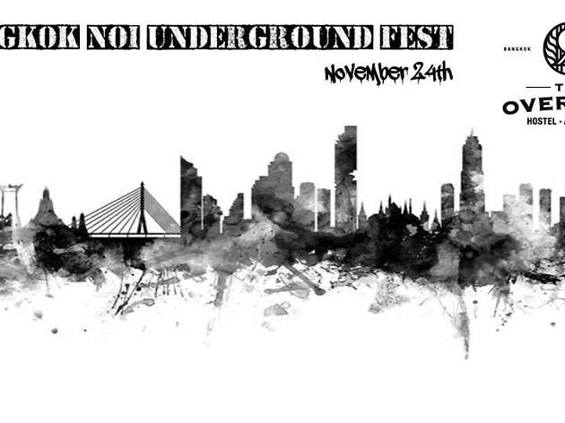 Bangkok Noi Underground Music Fest