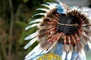 generic native american headdress