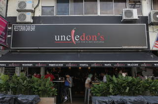 Uncle Don's